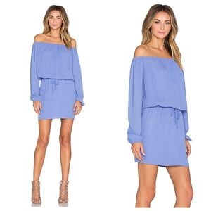 Three Eighty Two Willow Off the Shoulder Dress